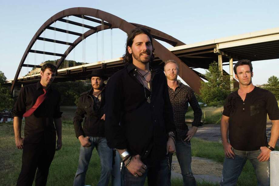 Micky and the Motorcars will be among the array of bands playing Sunday at Gruene Hall.