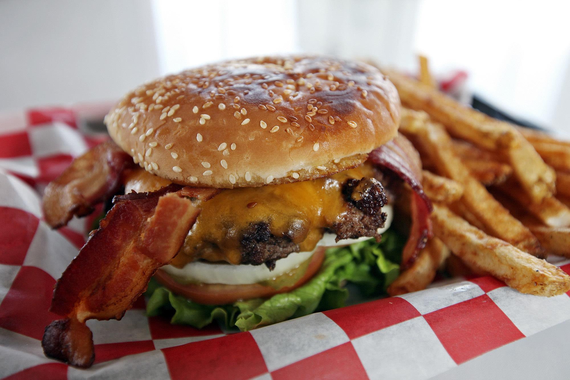 Side Dish Burger Joints San Antonio Express News
