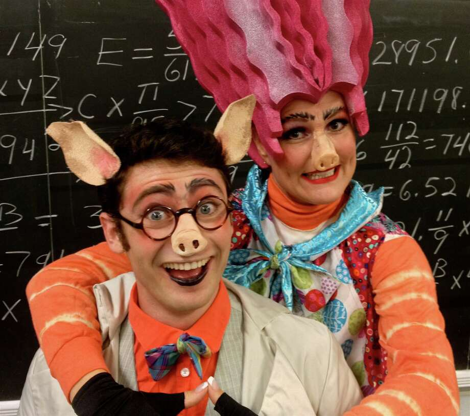 "Pantochino Productions is presenting a new musical ""Porkenstein"" at the Milford Center for the Arts Oct. 19-27. Photo: Contributed Photo / Connecticut Post Contributed"