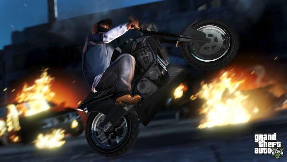 Photo: Rockstar Games