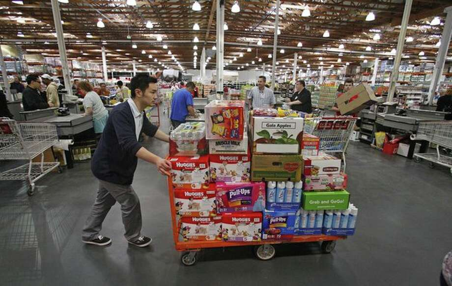 Costco continues to take over the world, with 36 warehouse opening planned across the globe in the next fiscal year. CFO Richard Galanti offered up the first 15 set to open throughout the remainder of 2013. / This photograph is protected by United States copyright law and may not be reproduced, distributed, transmitted, displayed, published or broadcast without the prior written permission of the copyright owner. Licensing requests should be sent to photosales@nytimes.com.