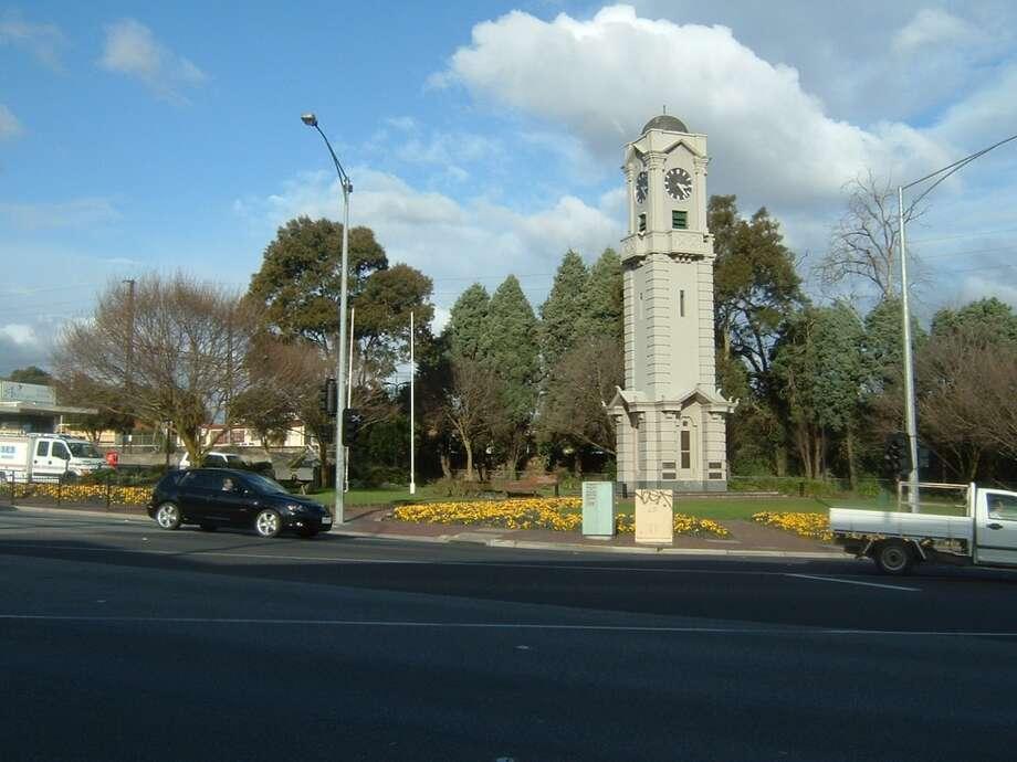 Ringwood, Australia (suburb of Melbourne)