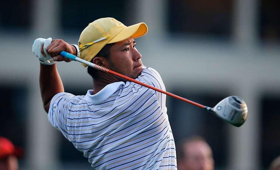 Hideki Matsuyama, 21, tied for 10th at this year's U.S. Open. Photo: Matt Sullivan, Getty Images