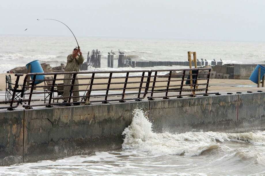 Fishing at Rollover Pass may become a part of the past. A judge issued a summary judgement allowing Galveston County to exercise eminent domain to take control of the fishing spot. Keep clicking to see more photos of Rollover Pass./  Photo: James Nielsen, Staff / Houston Chronicle