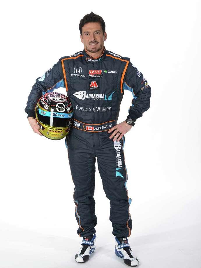INDYCAR Alex Tagliani - Canada 98 Bryan Herta Autosport - Honda - Barracuda Networks / John Cote 2O12