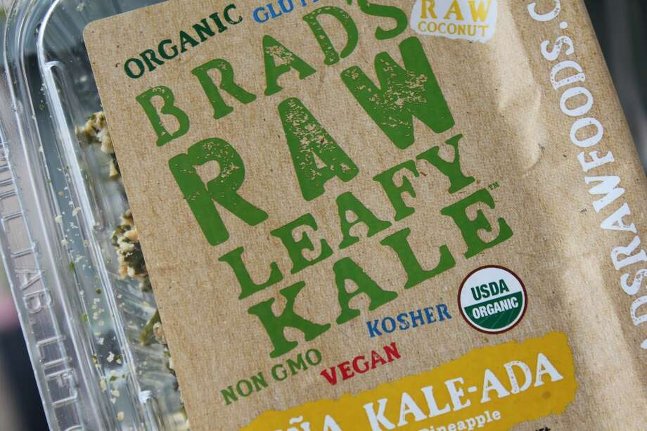 Kale is one of the most densely nutritious foods you can eat.  These babies are raw and all-natural.  I buy them in specialty/health food stores (a few different brands are available).  They're crunchy and flavorful, without being super high in fat and calories.