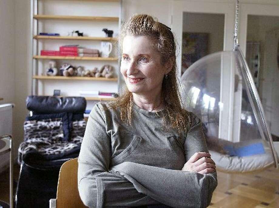 Elfriede Jelinek, 2004, Austrian. (AP)