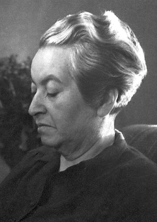 Gabriela Mistral, 1945, Chilean. (nobelprize.org)