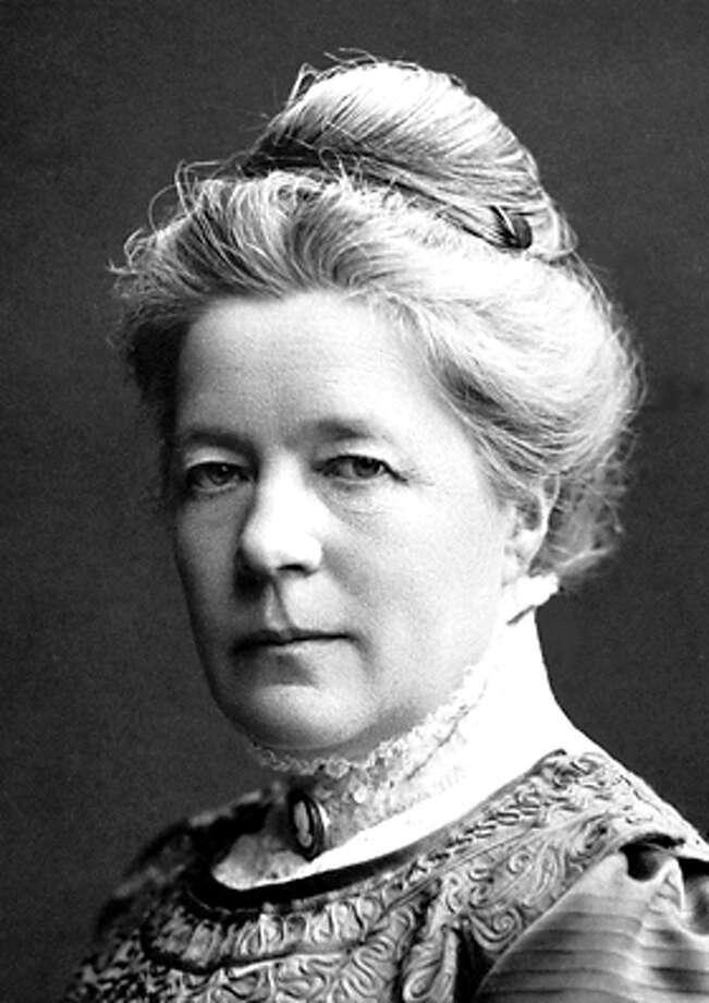 Selma Lagerlof, 1909, Swedish. (nobelprize.org)