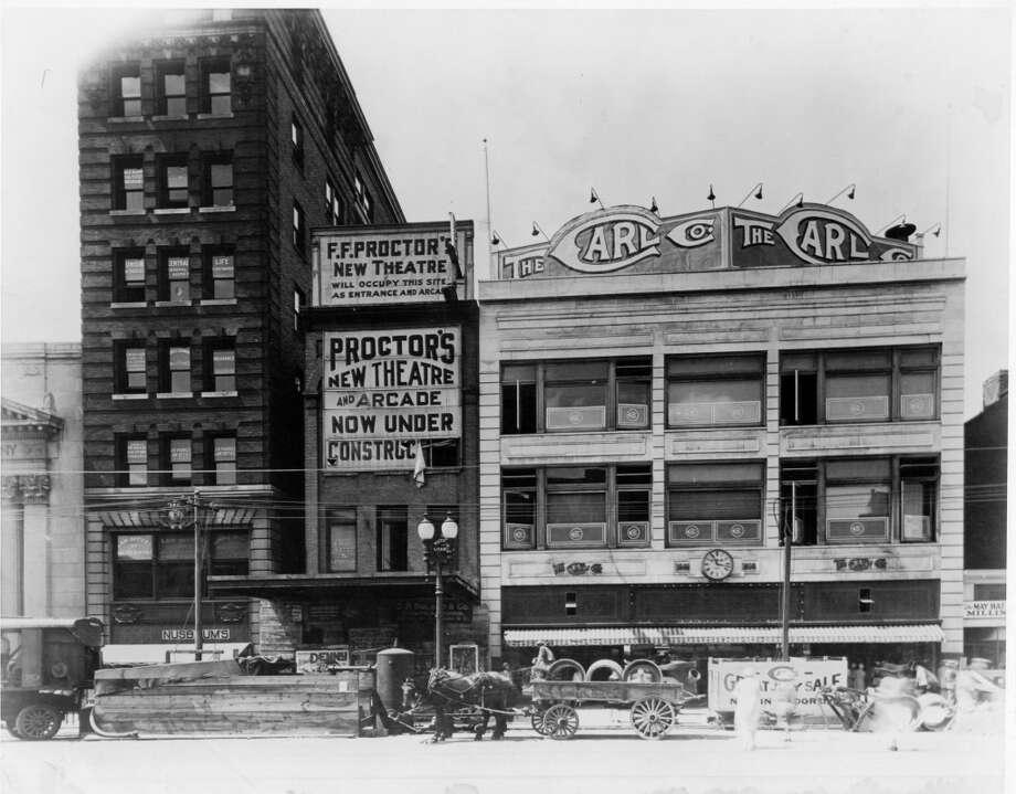 Proctors exterior, 1926.