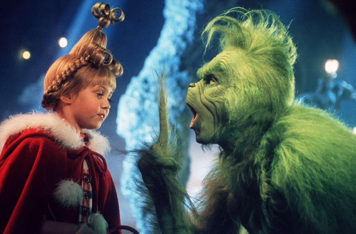 The Christmas invasion Nov. 1. What's Thanksgiving?