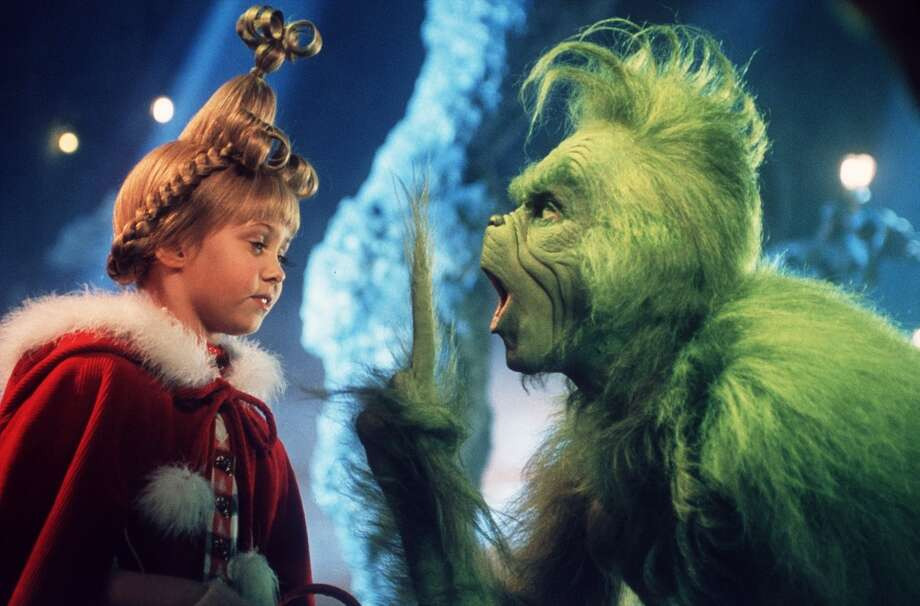 The Christmas invasion Nov. 1.What's Thanksgiving? Photo: RON BATZDORFF, AP