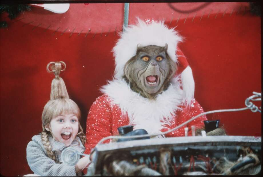 """How the Grinch Stole Christmas,"" 2000 Photo: Melinda Sue Gordon, Universal Studios C2000"