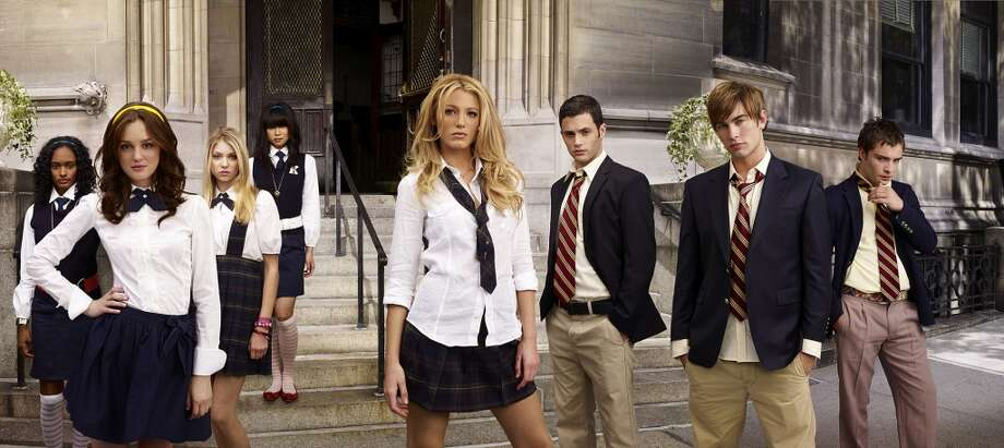 """Gossip Girl,"" 2007 Photo: Andrew Eccles, THE CW"