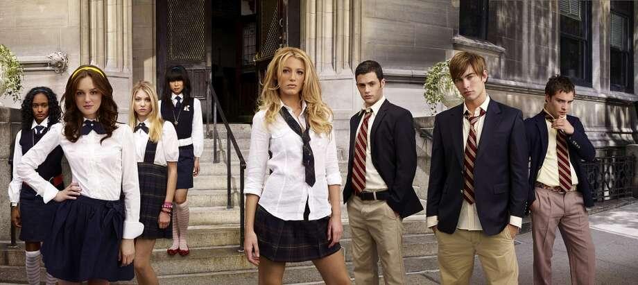 """Gossip Girl,"" 2007 Photo: Andrew Eccles, THE CW"