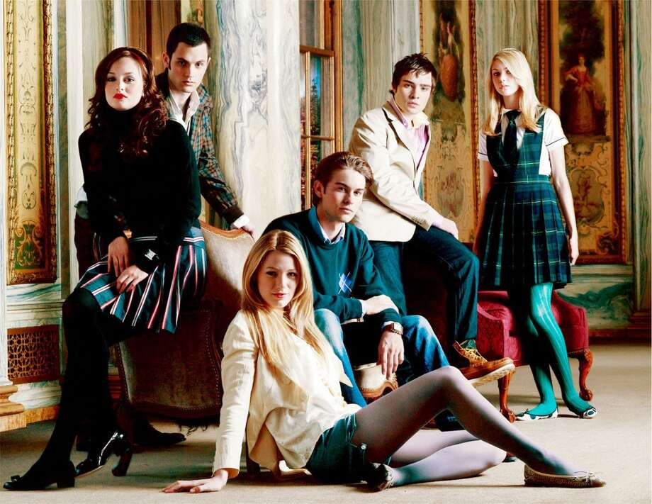 """Gossip Girl,"" 2007 Photo: Timothy White, THE CW"