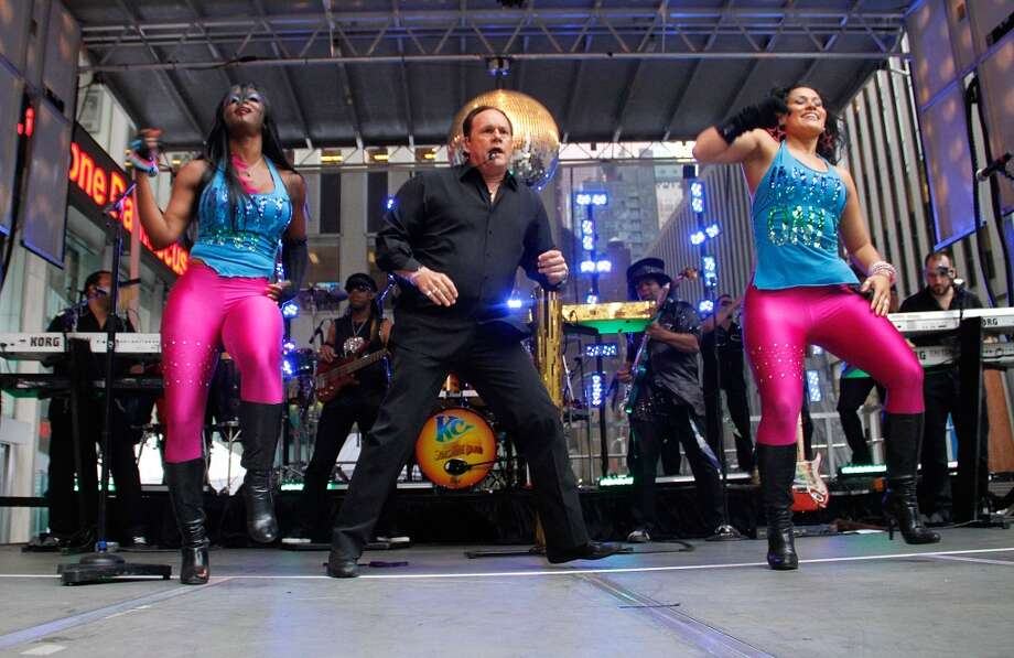 KC & The Sunshine Band performs at Alive@Five on July 10. Photo: Laura Cavanaugh, FilmMagic