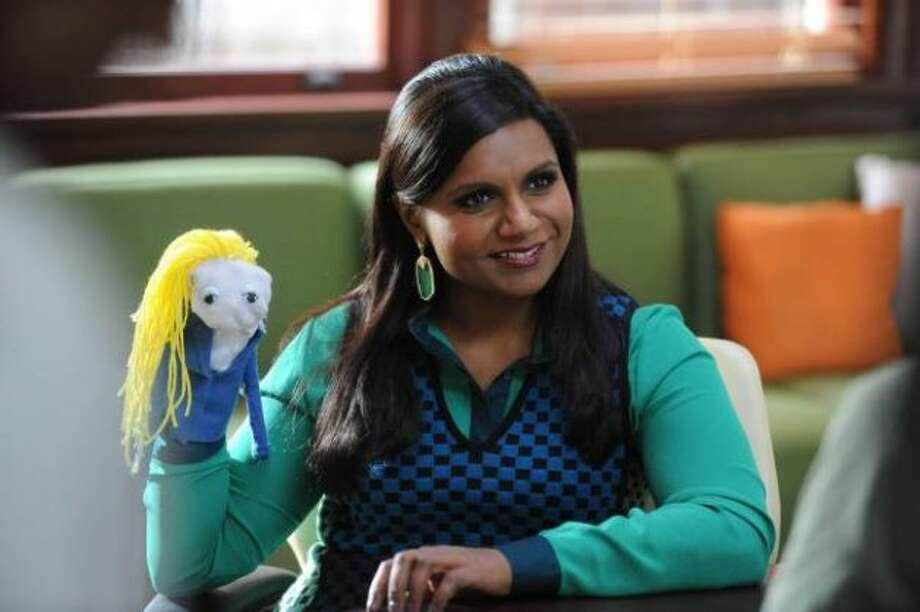 Mindy Kaling plays an every-girl gynecologist named Dr. Mindy Lahiri on the romcom 'The Mindy Project.'