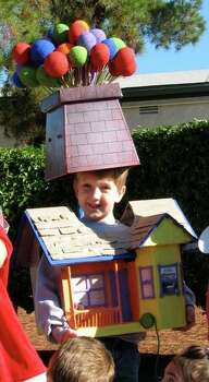 "THE ""UP"" HOUSE (2007): This house rents for about $3,700 per month in the Upper Haight. (That joke was funnier in 2007 before the housing crash ...) Photo: Courtesy Sean OSteen"