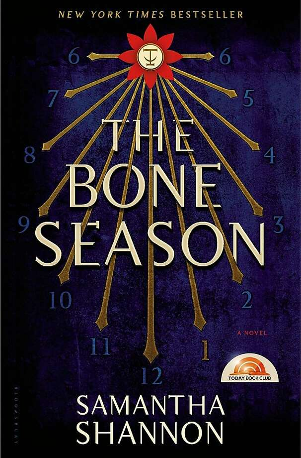 The Bone Season, by Samantha Shannon