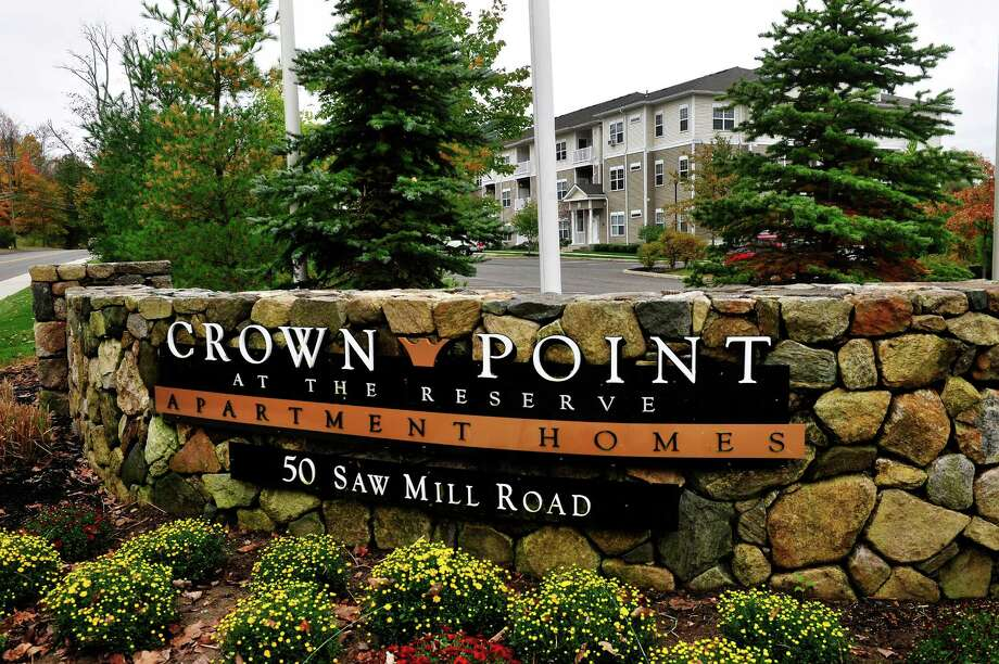 This is Crown Point, part of the Reserve, a housing development in Danbury, Conn. Thursday, Oct. 10, 2013. Photo: Michael Duffy / The News-Times