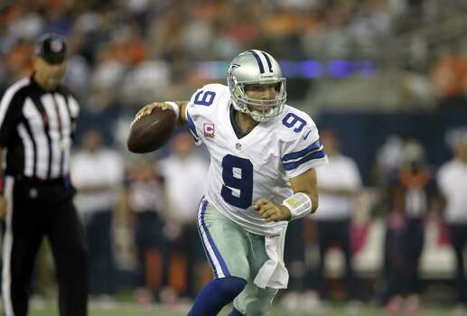 "Calling Tony Romo's recent performance an ""epic failure"" is undeserved, a reader says. Photo: Tony Gutierrez, Associated Press / AP"