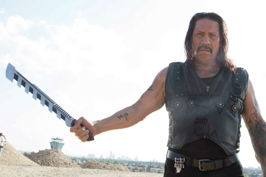 "This image released by Open Road Films shows Danny Trejo in a scene from ""Machete Kills."" (AP Photo/Open Road Films, Rico Torres) ORG XMIT: NYET212 Photo: Rico Torres / Open Road Films"