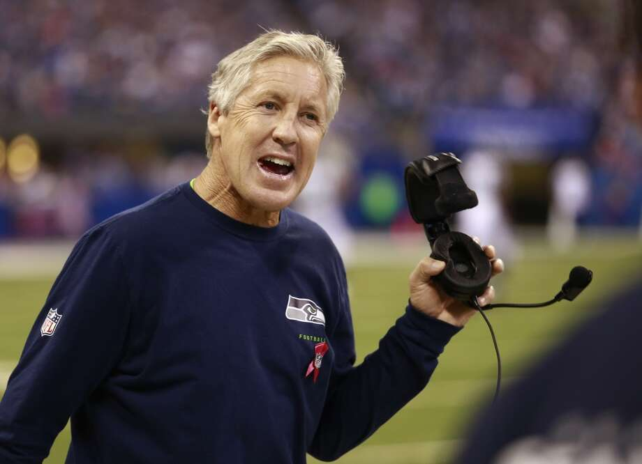 Pete Carroll on preparing for the TitansNow 4-1 after suffering their first loss in Indianapolis last Sunday, the Seahawks return to CenturyLink Field for their Week 6 matchup with the Tennessee Titans this Sunday. While the Titans are functioning without their starting quarterback -- former UW star Jake Locker hurt his hip two weeks ago -- they could give Seattle and its injury-ridden roster some real trouble.  Seahawks head coach Pete Carroll knows this and is doing his best to prepare his team for Sunday's big game. Click on through the gallery for what he said during his weekly press conference Wednesday about preparing for Tennessee Photo: Brent R. Smith, Associated Press
