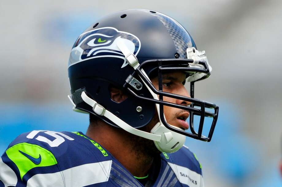 """Q: Are you pleased with receiver Jermaine Kearse's involvement with the offense?PC:""""Yeah, he has done a great job. He's done a great job for us. We have just growing confidence in him. We're confident in him. We need (to give) more opportunities to him ... because he's done everything well.   """"He's been a fantastic kind of addition and spirit on our special teams, which is just to show his competitiveness and his toughness gets carried over into everything that he is doing. He's a very good route runner, he's a terrific guy on the deep ball and he's one of our fastest guys. We're going to continue to expect that he'll be more of a factor. He's earned that."""" Photo: Grant Halverson, Getty Images"""