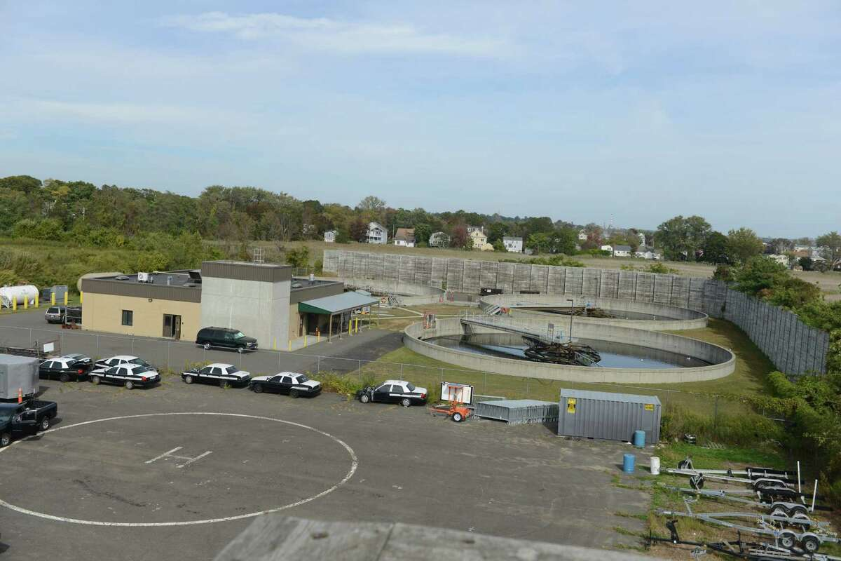 The former Nike missile site in Fairfield, Conn.
