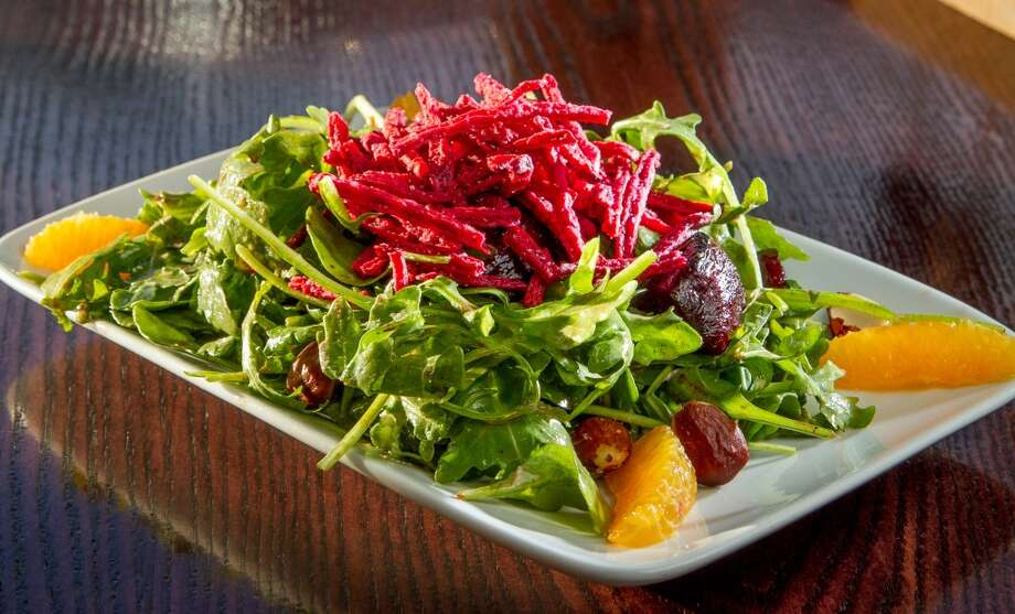 The Brown Buttered Beet & Citrus Salad ($8) at Three in San Mateo. Photo: John Storey, Special To The Chronicle
