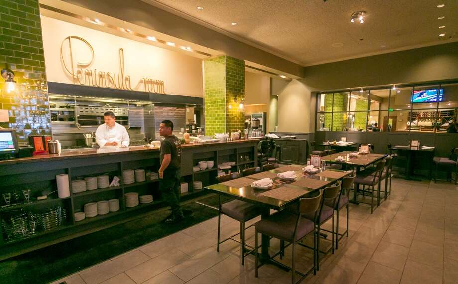 The Peninsula Room at Three in San Mateo. Photo: John Storey, Special To The Chronicle