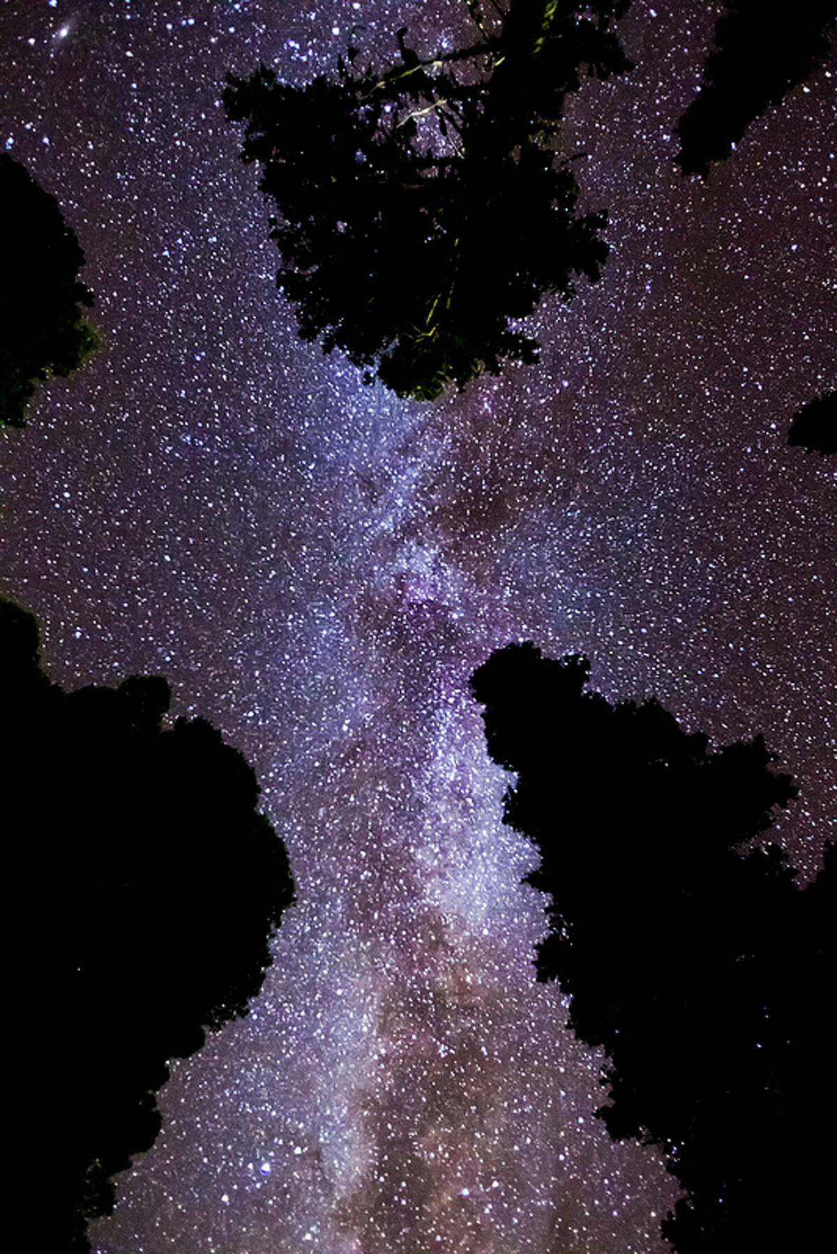 The Milky Way as photographed by Loren Mooney, a Senior Program Manager at Amazon, from Blewett Pass on Saturday, Oct. 5, 2013.Check out these photos and more on Loren Mooney's Flickr page.