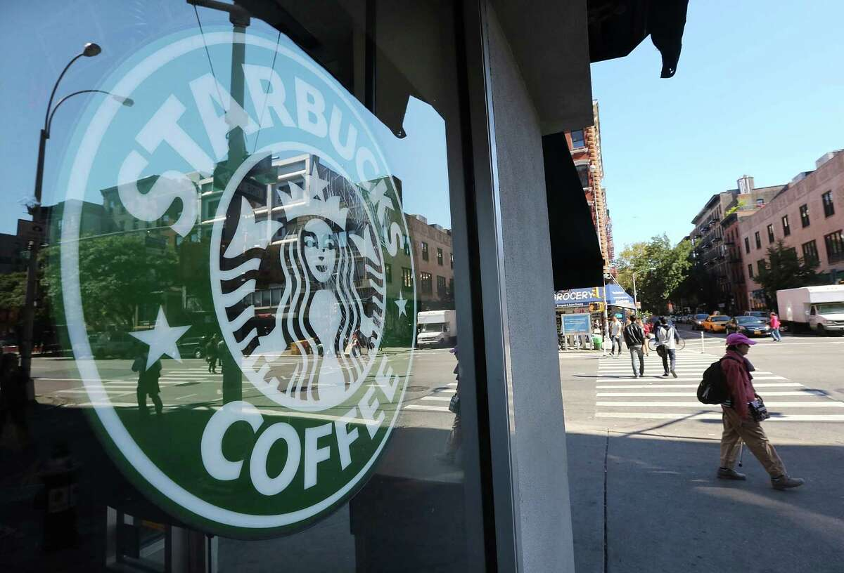 """For Seguin, the first Starbucks location signals the city has """"arrived,"""" according to the city's economic development director."""