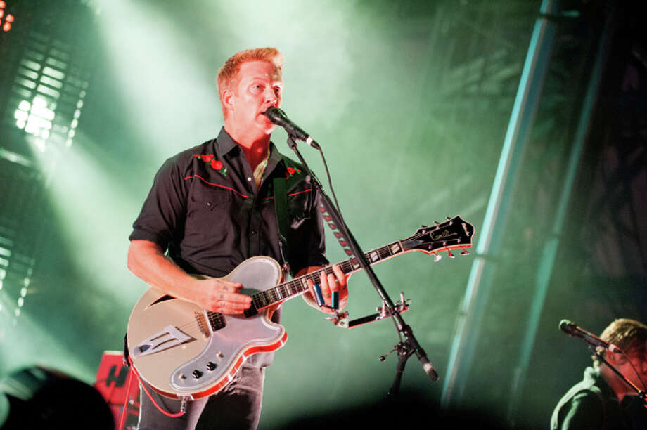 Queens of the Stone Age. Photo: Gaelle Beri, 2013 Gaelle Beri / (null)
