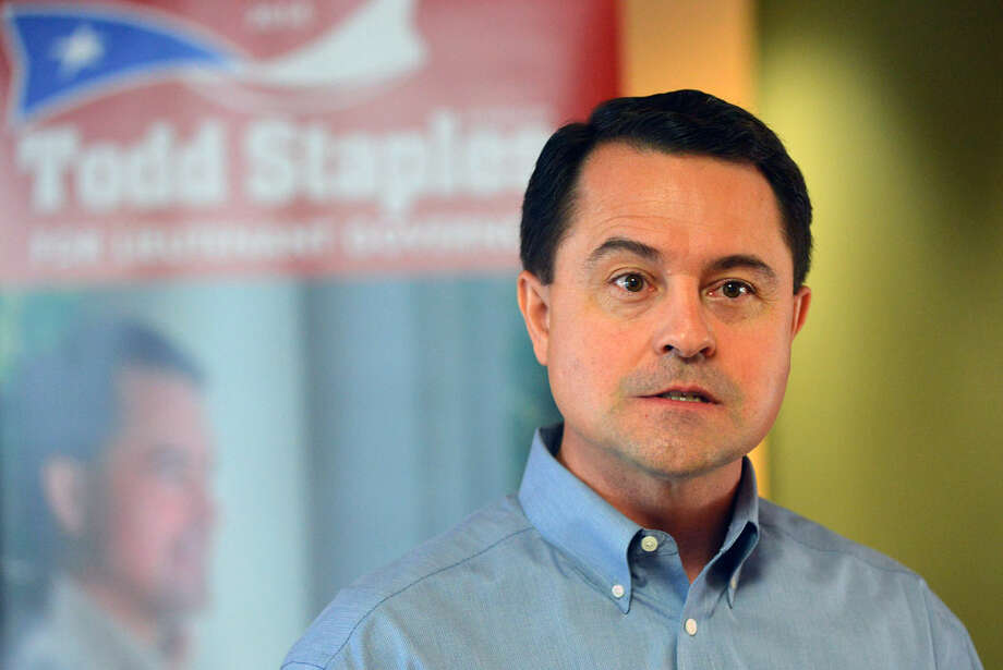 Todd Staples, Republican, $2 million raised, $3.1 million cash-on-hand