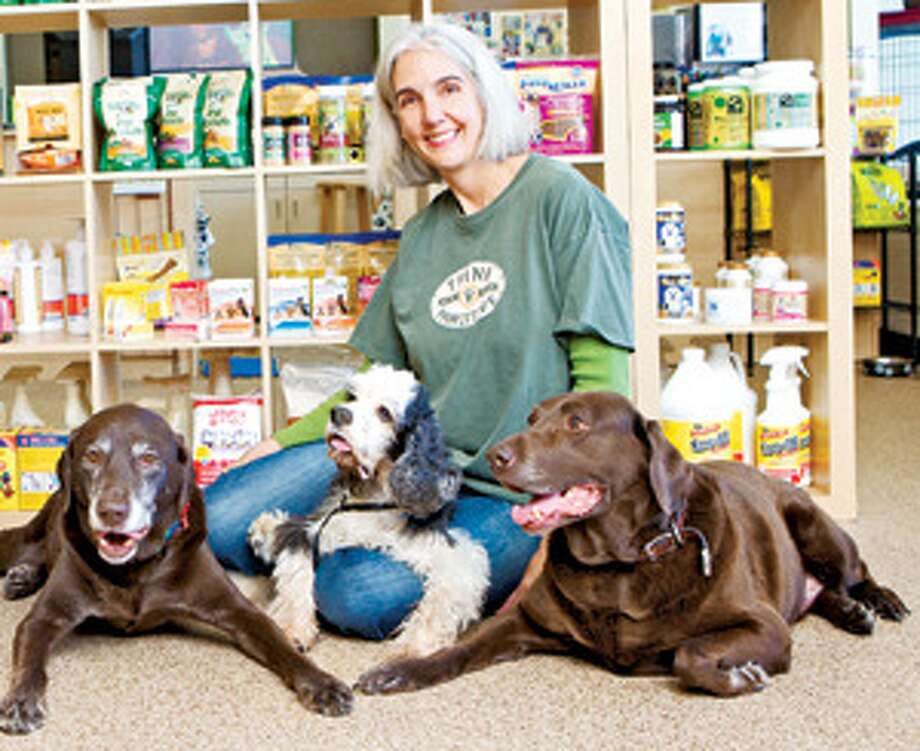Natural Paws pet supply stores will give your dog or cat a free gift on its birthday. Photo: Courtesy Of Natural Paws