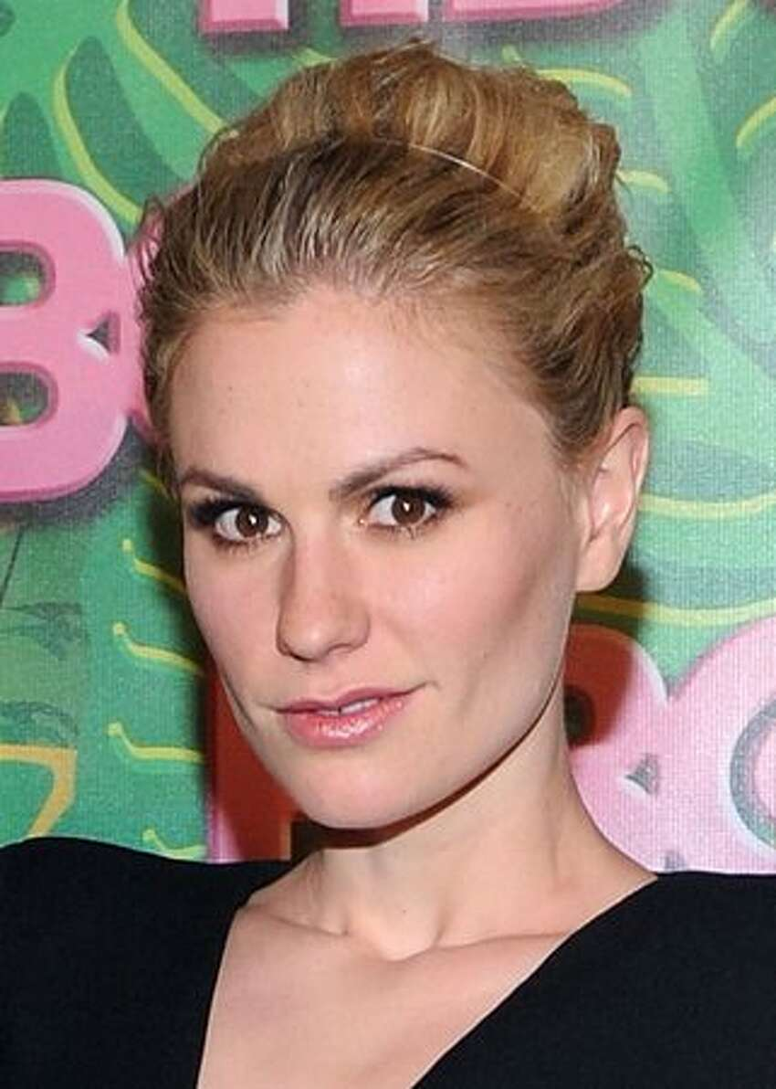 Anna Paquin: In an ad campaign for Cyndi Lauper's True Colors Fund, which fights for the rights of the GLBT community, Paquin declares,