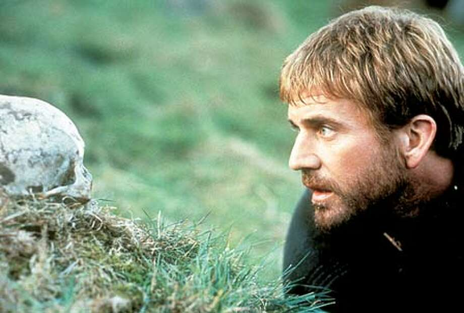 HAMLET (1990):  Mel Gibson had the right variety of neurosis, and Franco Zeffirelli is a great director, so this should have worked, BUT -- Gibson couldn't really speak the text, so the play was cut so drastically that it distorted the central character, and the whole thing imploded.  POOR.