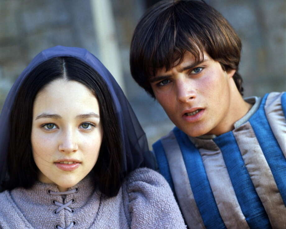 ROMEO AND JULIET, from director Franco Zeffirelli, starring  Olivia Hussey and Leonard Whiting.  Stll the greatest Shakespeare film ever made.  GREAT. Photo: Silver Screen Collection, Getty Images / 2013 Silver Screen Collection