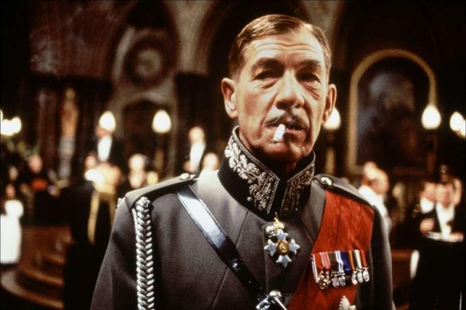 RICHARD III:  Ian McKellen was superb in this modern-dress, fascist Richard, co-starring Annette Bening. VERY GOOD.