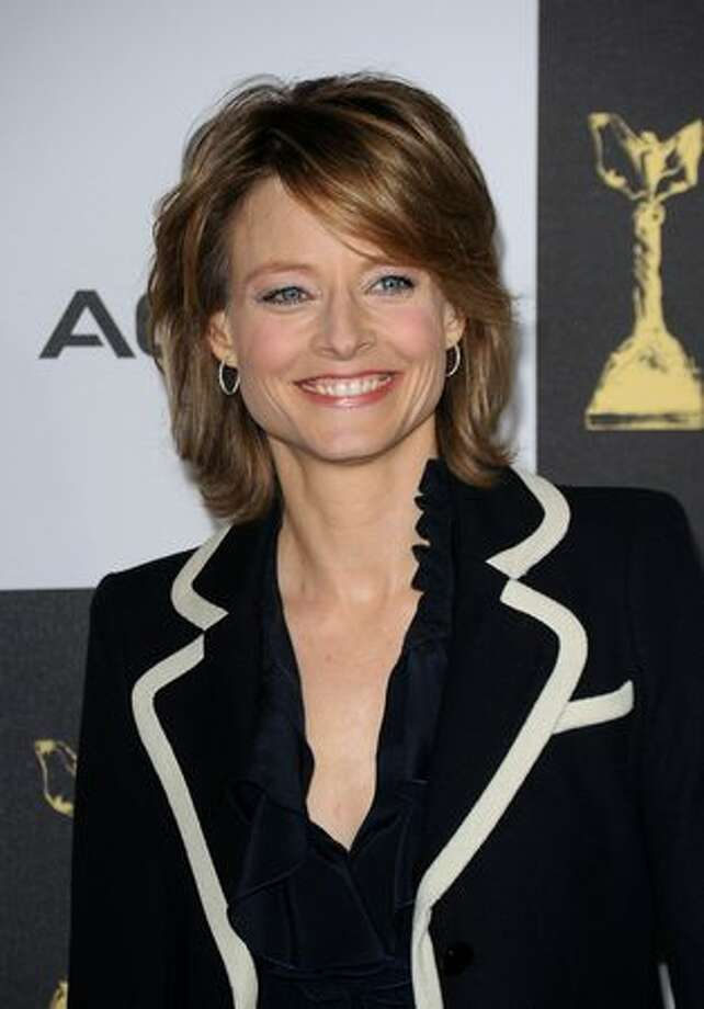 """Jodie Foster:Foster officially came out at the 2013 Golden Globes by telling the audience she doesn't actually need to state her sexual orientation. """"I did my coming out a thousand years ago back in the stone age, in those quaint days when a fragile young girl would open up to trusted friends and family,"""" she said."""