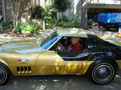 Astronaut Corvette Motor Trend 1969 - Pics about space