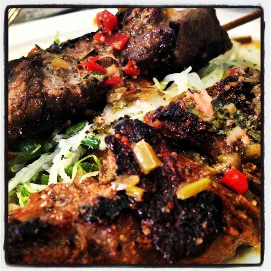 Beef Alambres