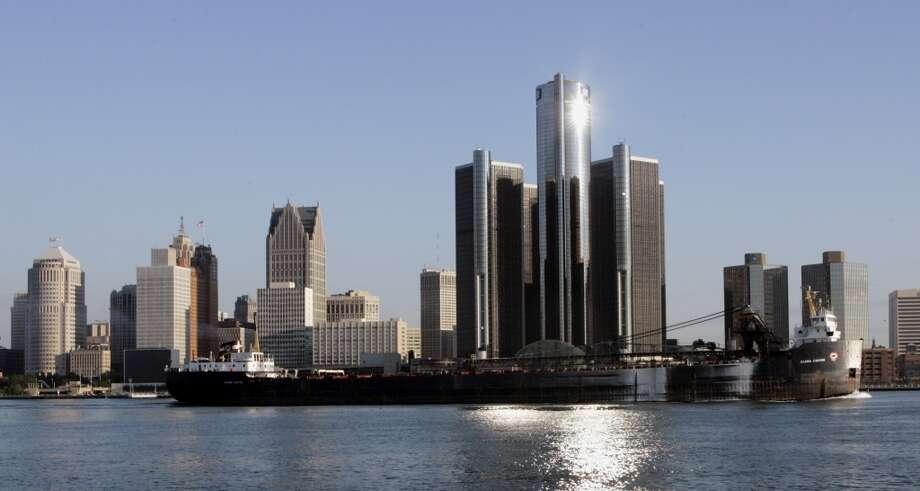 5.Detroit, MI Photo: Carlos Osorio, AP