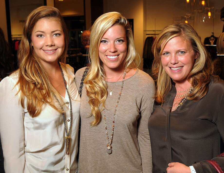 Amy McNair, Holly Smith and Melissa Suglas Photo: Dave Rossman, For The Houston Chronicle