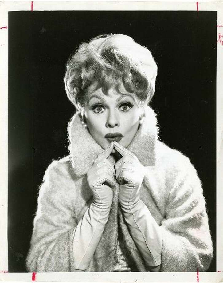 Lucille Ball: Comedian, actress