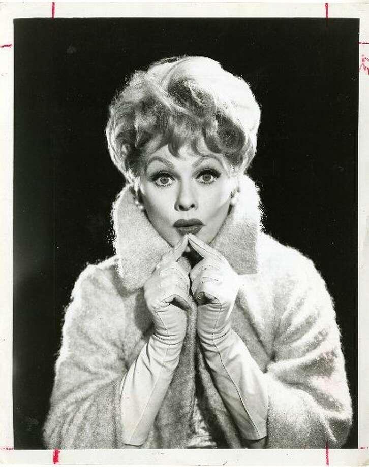 Lucille Ball: Comedian, actress
