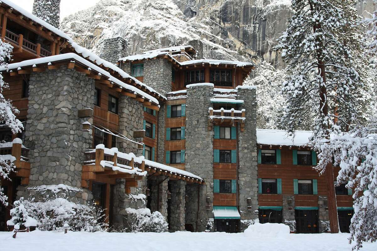 The Ahwahnee at Yosemite hosts a Chefs' Holidays series.