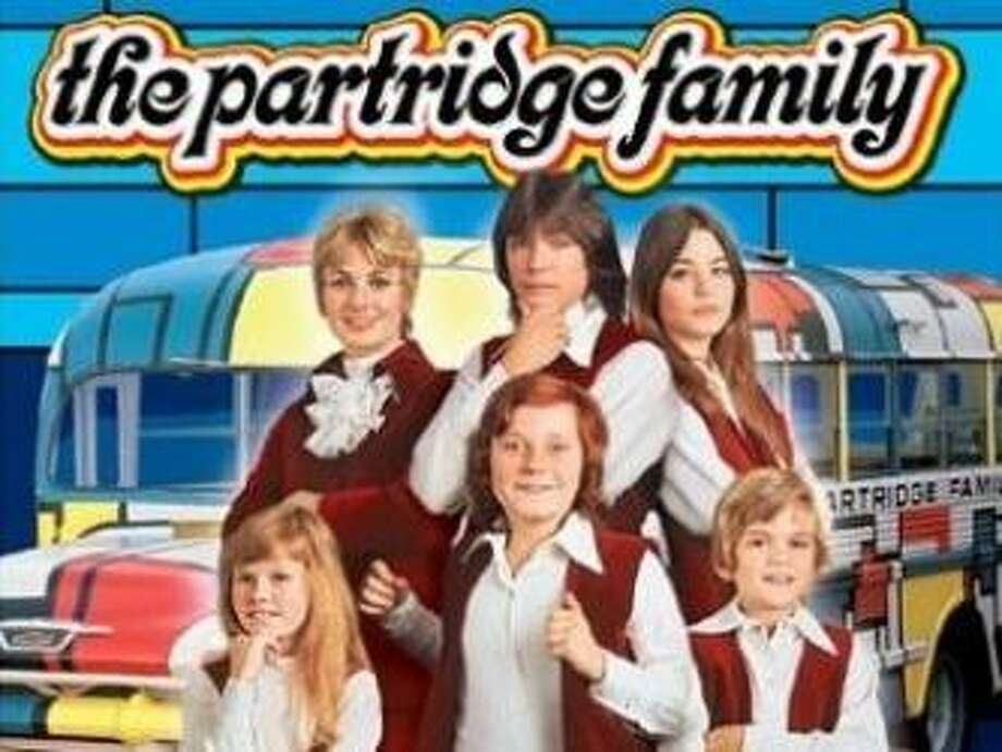 The widowed mother of five kids had her hands full in the 'Partridge Family' sitcom.